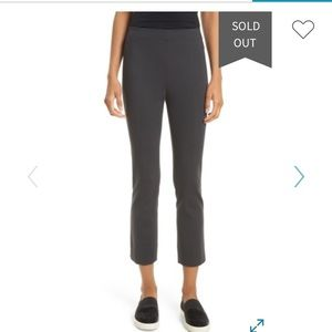 VINCE Stretch Knit NWT Trousers Ankle-length MED